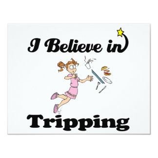 i believe in tripping announcement