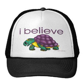 I believe in Turtles Hat