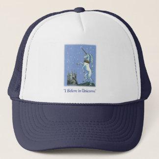 I Believe in Unicorns Trucker Hat