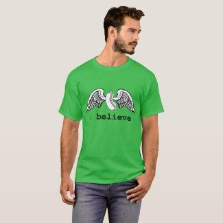 i believe (light) T-Shirt