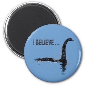 I Believe ... Lochness Monster Magnet