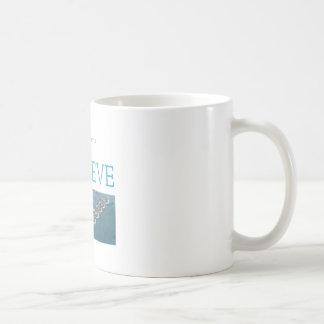 I BELIEVE - Menorah Islands Coffee Mug