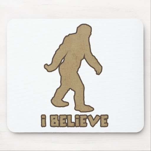 I Believe Mouse Pads