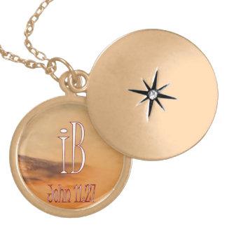 I Believe! necklace