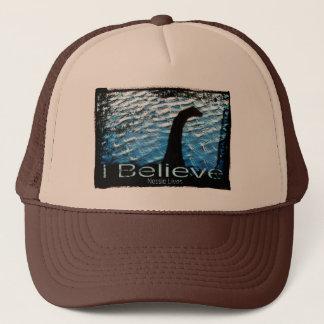 I Believe Nessie Lives Trucker Hat