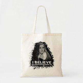 I Believe Portrait Bag