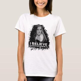 I Believe Portrait T-Shirt