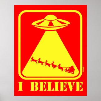 I believe print