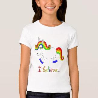 I believe..rainbow T-Shirt