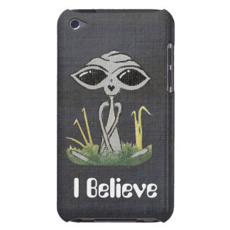 I Believe Sitting Alien IPOD Case