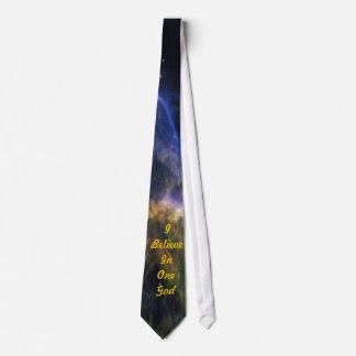 """""""I Believe"""" - the Cosmos Tie"""