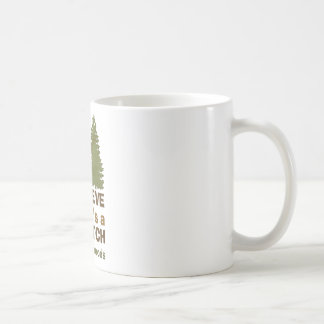 I believe there s a SQUATCH in these woods Mugs