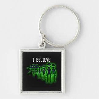 I believe UFO and Aliens Keychain