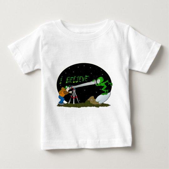 I Believe.... UFO'S Baby T-Shirt