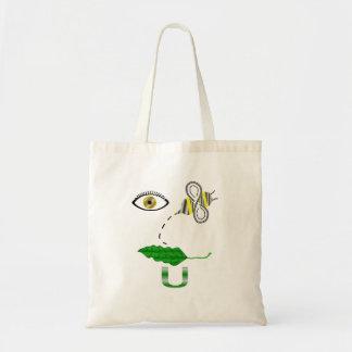 I Believe You Rebus Budget Tote Bag