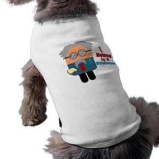 """""""I Belong to A Professor"""" Pet Clothing"""