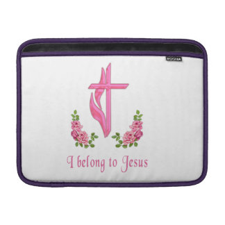 I belong to Jesus gifts Sleeve For MacBook Air