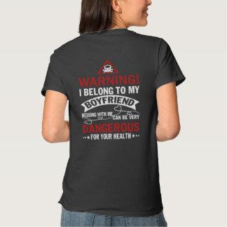 I belong to my boyfriend t shirt