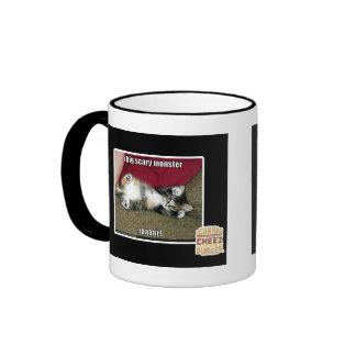 I big scary monster ringer mug