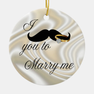 I bigote usted - casarme adorno de reyes