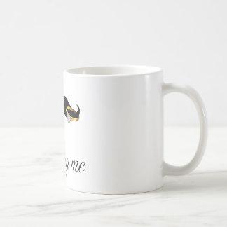 I bigote usted - casarme taza de café