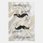 I bigote usted - casarme toallas de cocina