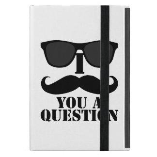 I bigote usted gafas de sol de una pregunta iPad mini fundas