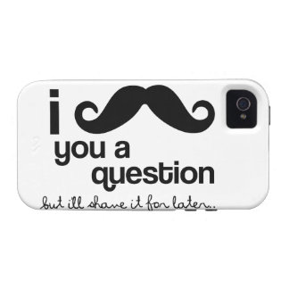 I bigote usted una pregunta - casamata funda vibe iPhone 4
