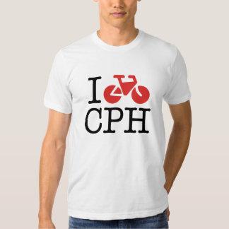 I Bike Copenhagen T-Shirt