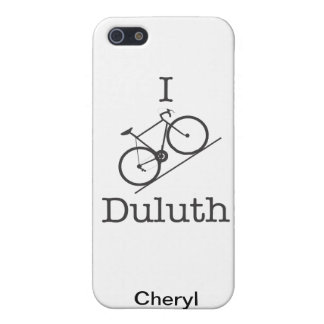 I Bike Duluth Case For iPhone SE/5/5s