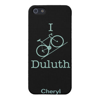 I Bike Duluth Cover For iPhone SE/5/5s