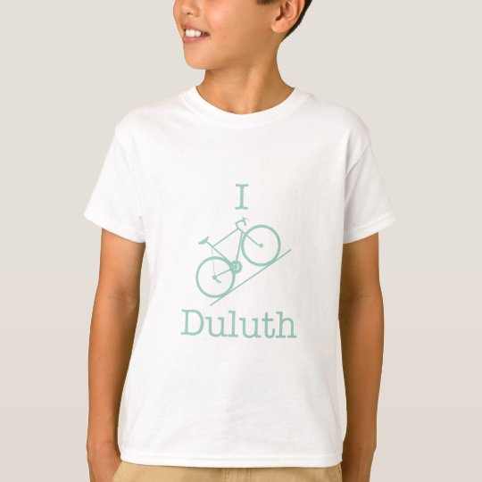 I Bike Duluth T-Shirt