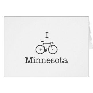 I Bike Minnesota Card