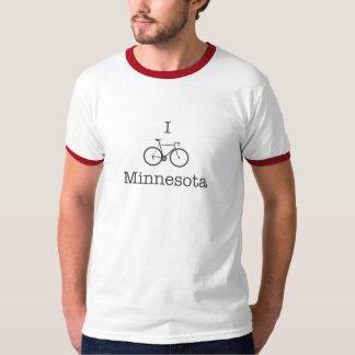 I Bike Minnesota T-Shirt