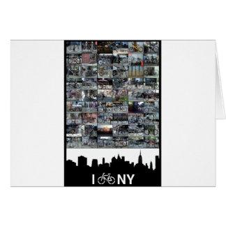 i bike NY Card