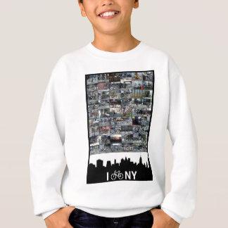 i bike NY Sweatshirt