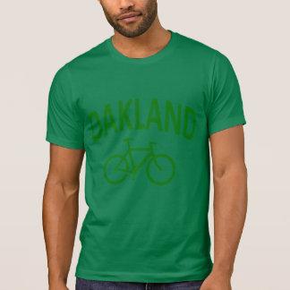 I Bike OAKLAND - Fixie Bike Design Tees