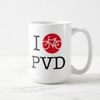 """""""I Bike Providence"""" Mug"""