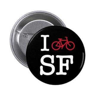 I bike SF (custom SF biking) Buttons