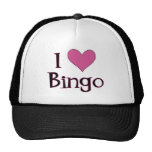 I bingo del corazón gorras de camionero
