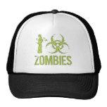I Biohazard Zombies Hat