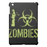 I Biohazard Zombies iPad Mini Case
