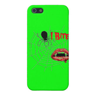 I Bite iPhone  Case