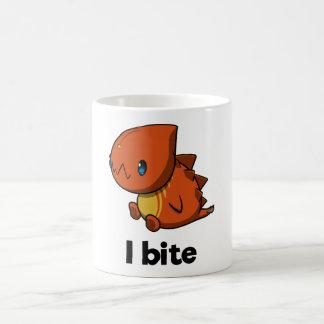 I bite (mug) coffee mug