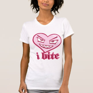 I Bite! Tee Shirts