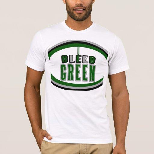 I Bleed Green T-Shirt