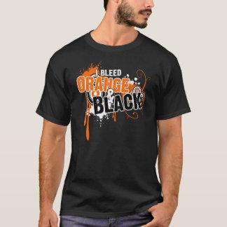 I Bleed Orange and Black T-Shirt