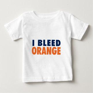 I Bleed Orange Baby T-Shirt