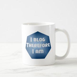 I Blogger Coffee Mug