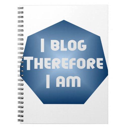 I Blogger Journal